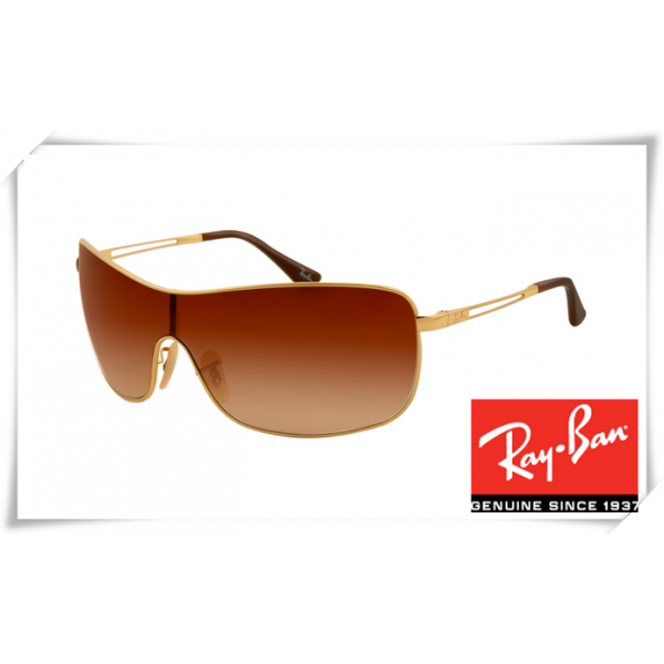f138a6442d ... discount code for fake ray ban rb3466 sunglasses arista frame brown  gradient lens 5364c 8093b